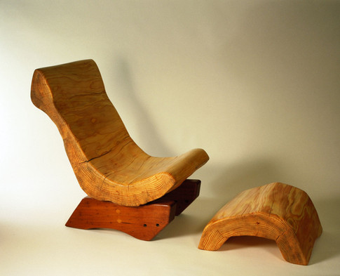 King Curtis Chair