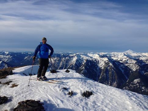 Summit of Mt. Baldy