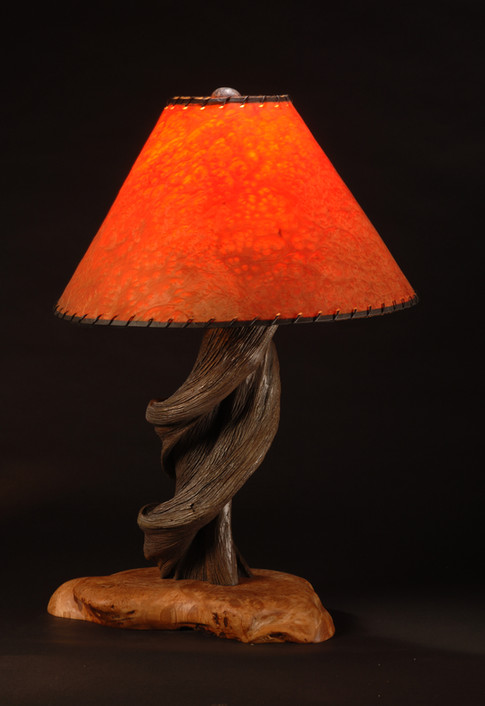 Twisted Lamp