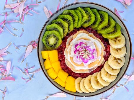 Coconut and Quinoa Porridge
