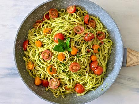 Perfect Pea Pesto Pasta