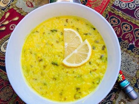 Syrian Lentil Soup (Shurba)