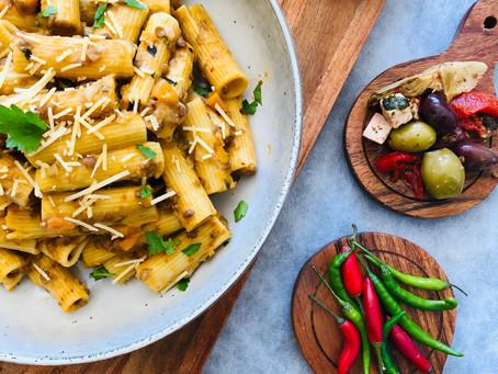 Pasta Lenticchie (Pasta with Lentils)