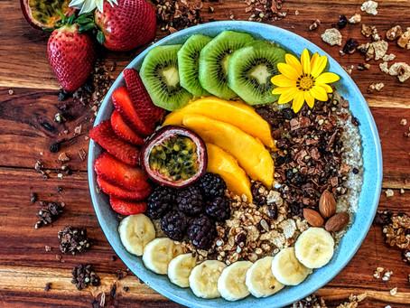 The Erez-would-love-this breakfast (aka Quinoa porridge )