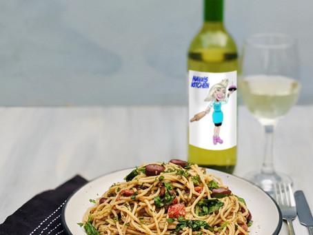 Spaghetti Alle Lentil
