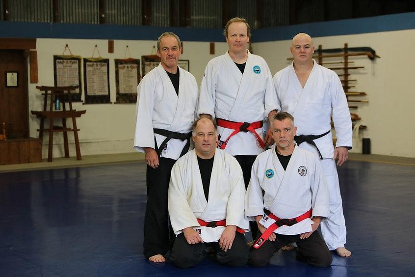 Santa Rosa Martial Arts Instructors
