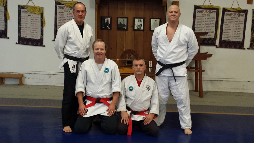 Santa Rosa Martial Arts Instructors