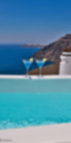 Hotel photography Santorini