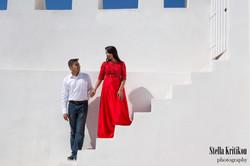 honeymoon photography santorini