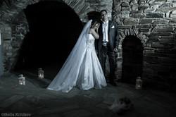 true love wedding santorini