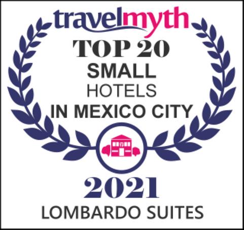 Premio Top 20 Small Hotels 2021