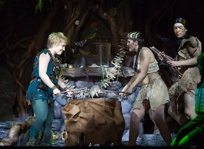 Tiger Lily • Peter Pan • 3D Theatricals and TACFA in Tustin, CA