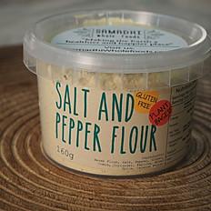 Salt and Pepper Flour 160g