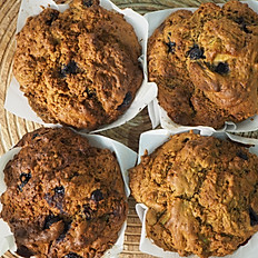 4pack Muffins