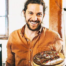 Oliver Boudib - Samadhi Whole Foods Owner and Head Chef