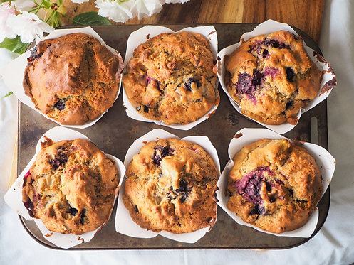 Muffin 6-pack