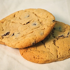 Samadhi Choc chip cookie single