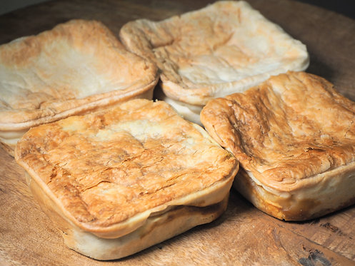 Lentil and Spinach Pie 4 Pack