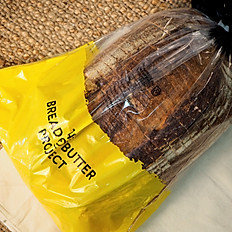 Bread and butter Sourdough 1.4kg