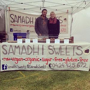 Samadhi Whole Foods Market Stall - Samad