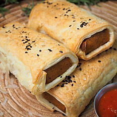 Samadhi Sausage Rolls 3 Pack
