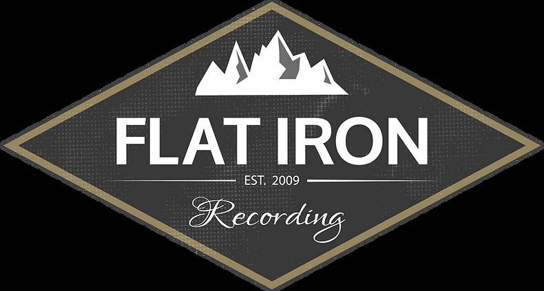 Flat Iron Recording Logo