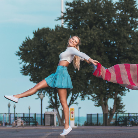 August Editor Loves: Born in the USA