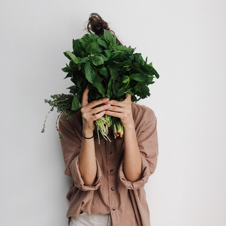 Kickstart Your Beauty Routine . . . With Kale!