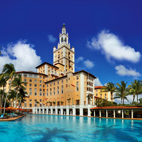 A Peaceful Oasis at the Biltmore Spa in Miami
