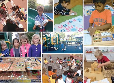 Hoboken Montessori Summer program kids