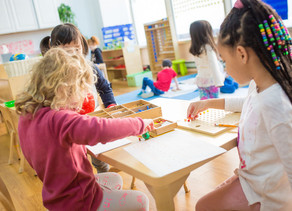The Real Montessori: finding an authentic education.