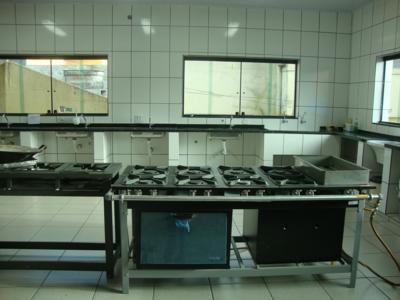 07. Nova cozinha