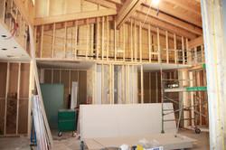 Wood Interior Framing