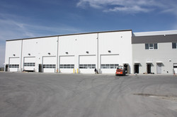 Industrial Exterior Finishing
