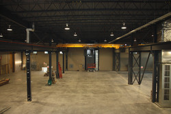 Warehouse Interior Finishing