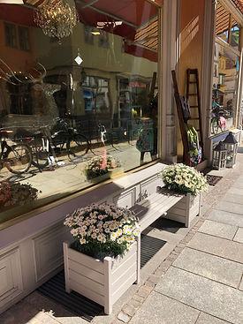 Taschenladen Schwab Wittenberg Eingang juleundtom