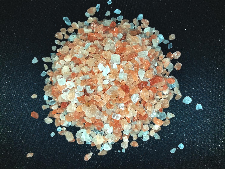 Kalabagh Red Granules 2 5mm Optimum Salt Lamp