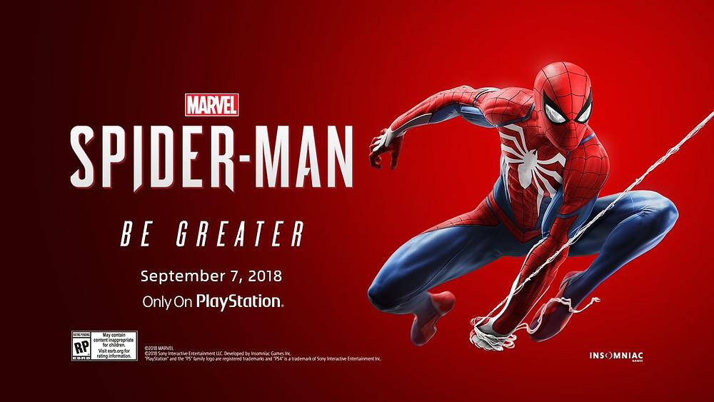 Marvel's Spiderman | Insomniac Games