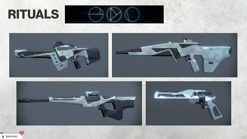 Trials Weapons
