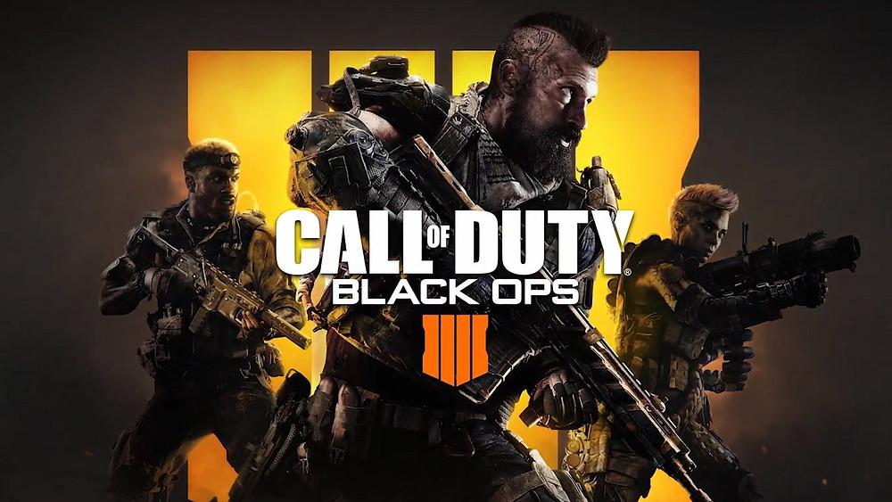 Call of Duty: Black Ops 4 | Trayarch
