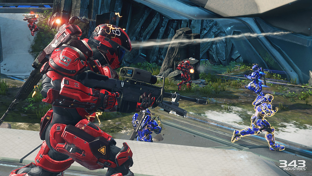 Halo 5   343 Industries