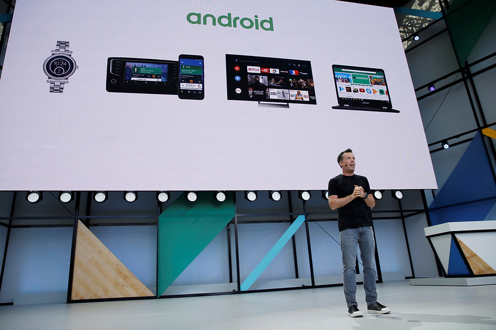 Google's Android recently surpassed Windows as the world's most dominant OS