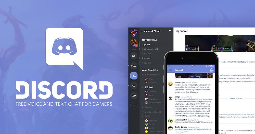 Discord Chatbot
