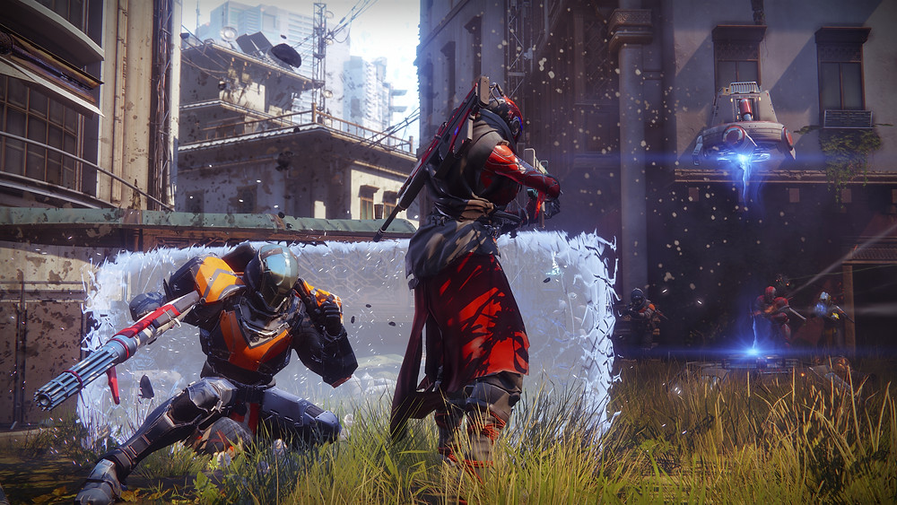 The Crucible | Bungie
