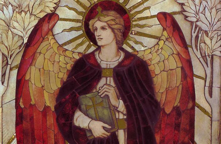 Apocryphal Archangel Uriel | Wikipedia