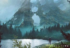 Destiny 2 Poster Art