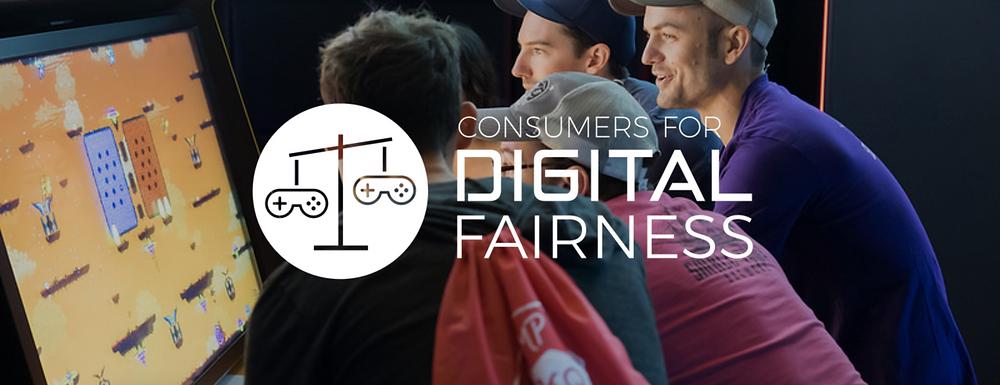 Consumers for Digital Fairness puts gamer voices in Washington DC's fiercest debates