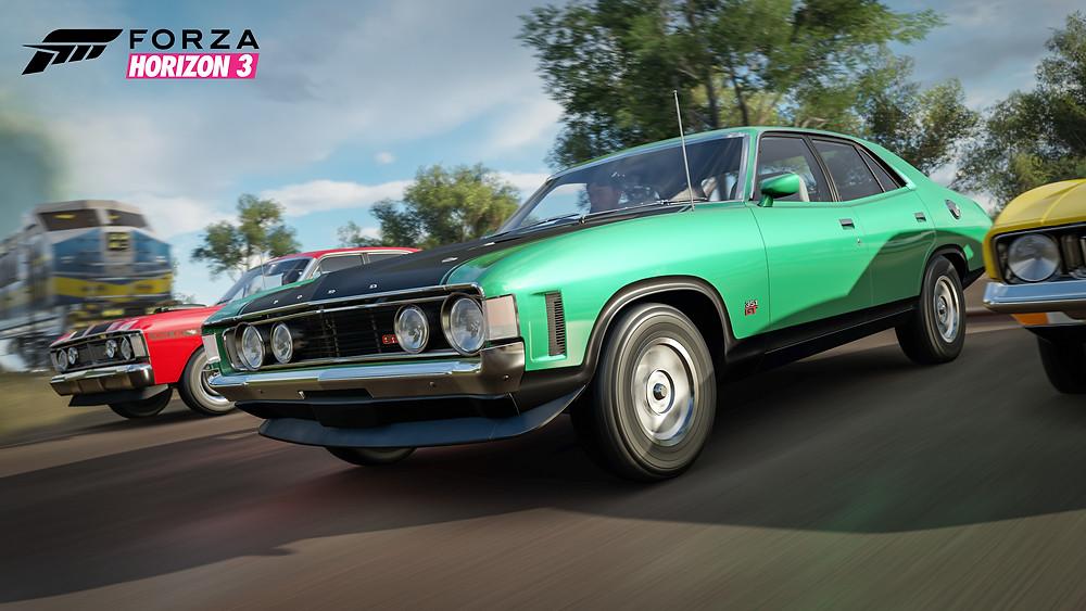 Forza Horizon 4   Playground Games