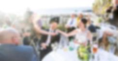 Wedding speeches, Twisty Focus Weddings