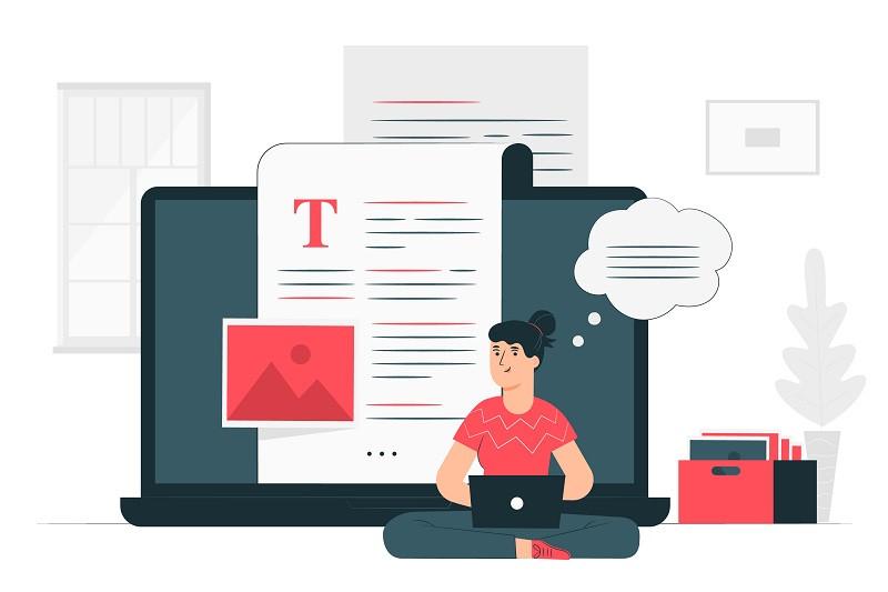 איך לכתוב תוכן לאתרים
